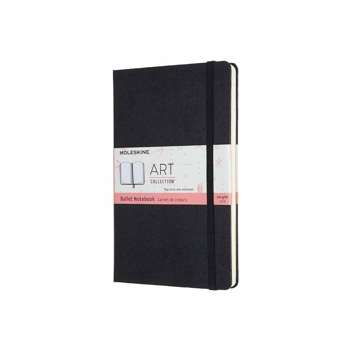 Moleskine Art Bullet Notebook Large