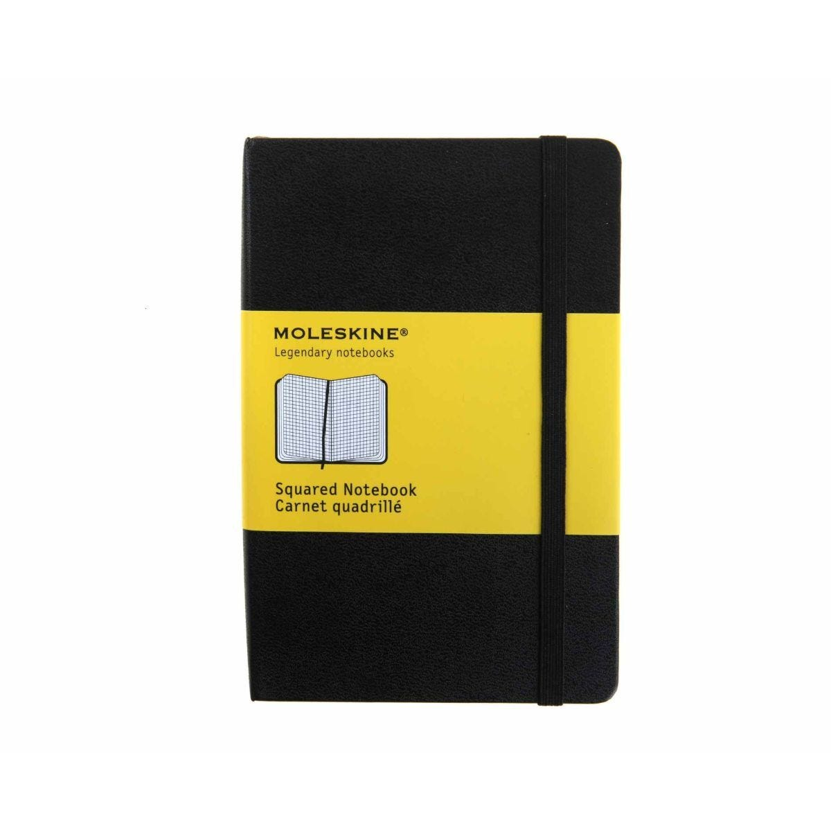 Moleskine Soft Cover Plain Notebook Large 192 Pages 96 Sheets