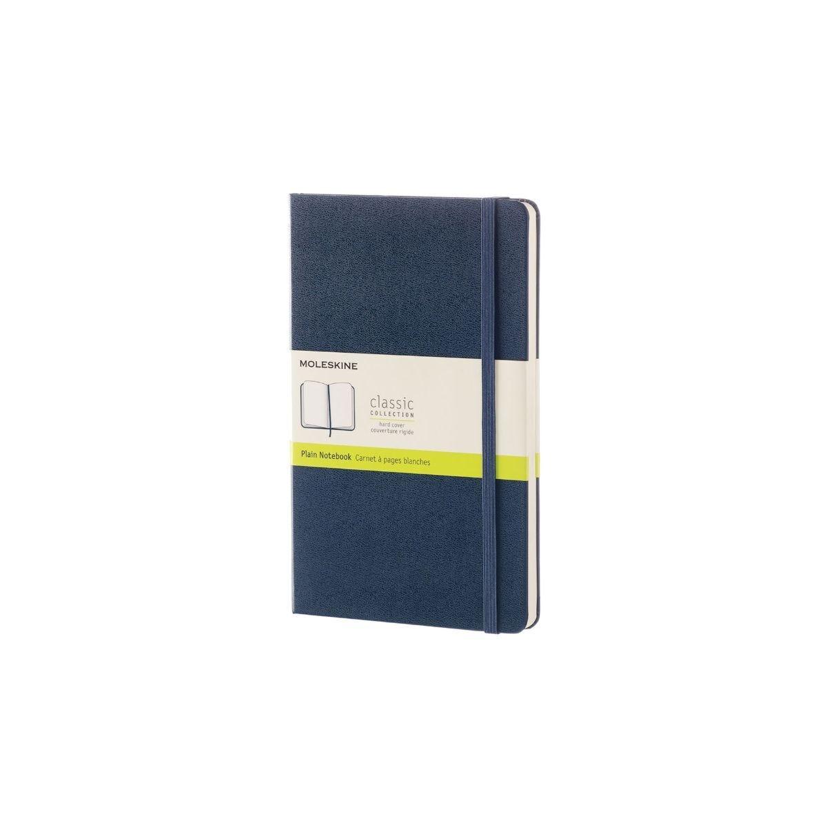Moleskine Classic Notebook Large Plain