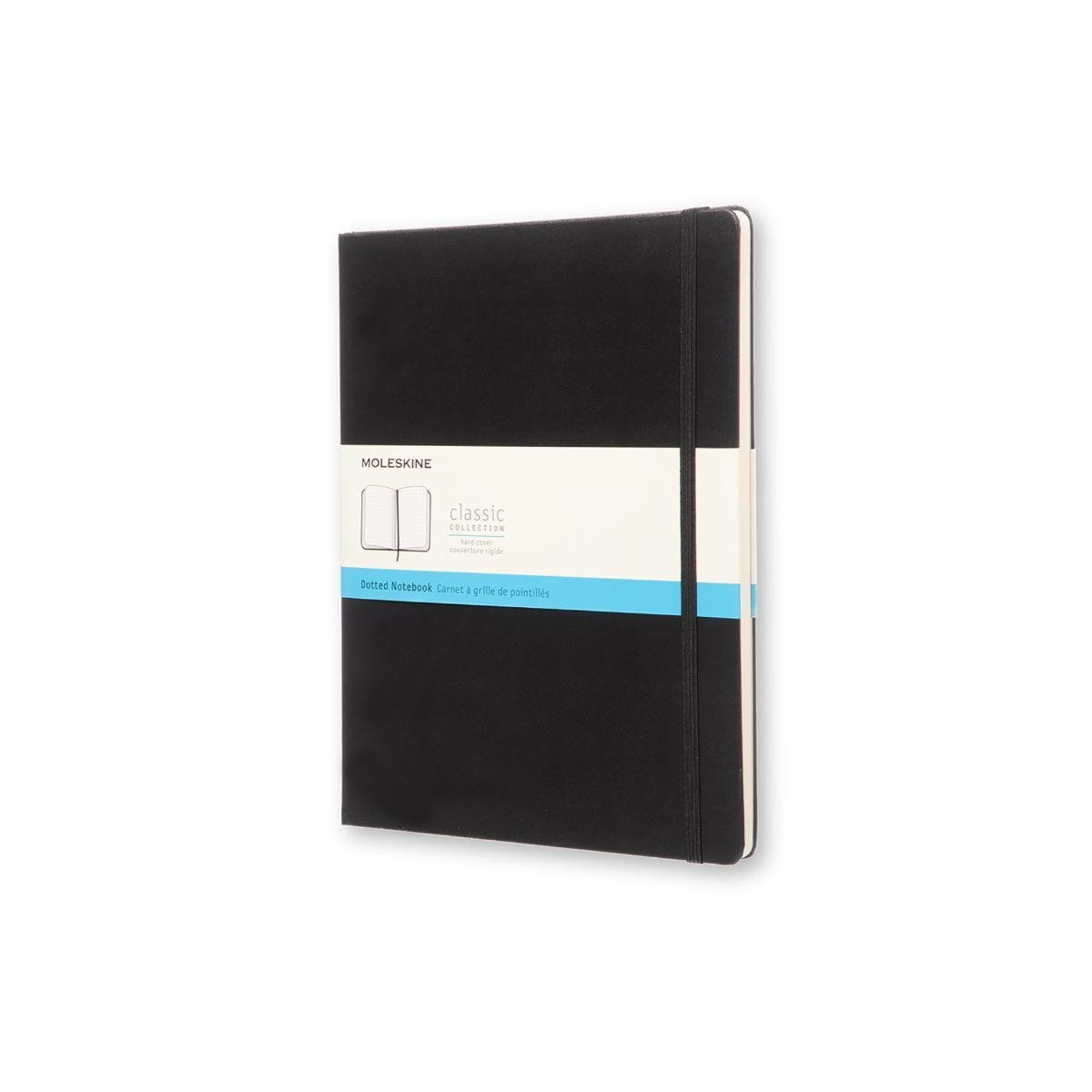 Moleskine Dotted Notebook Hard Cover Extra Large