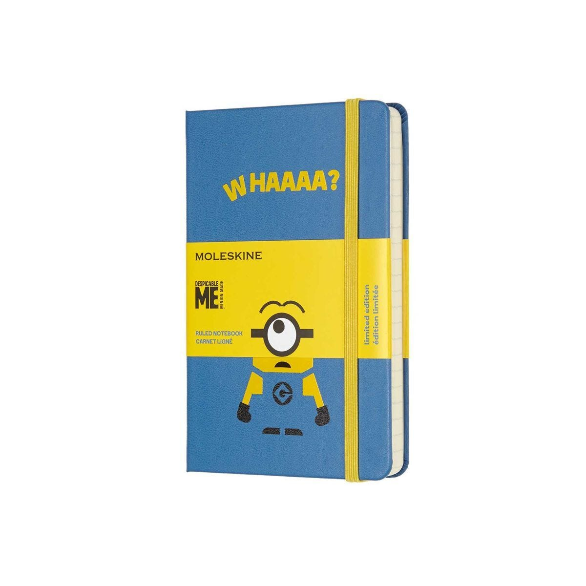 Moleskine Special Edition Pocket Ruled Notebook Minions