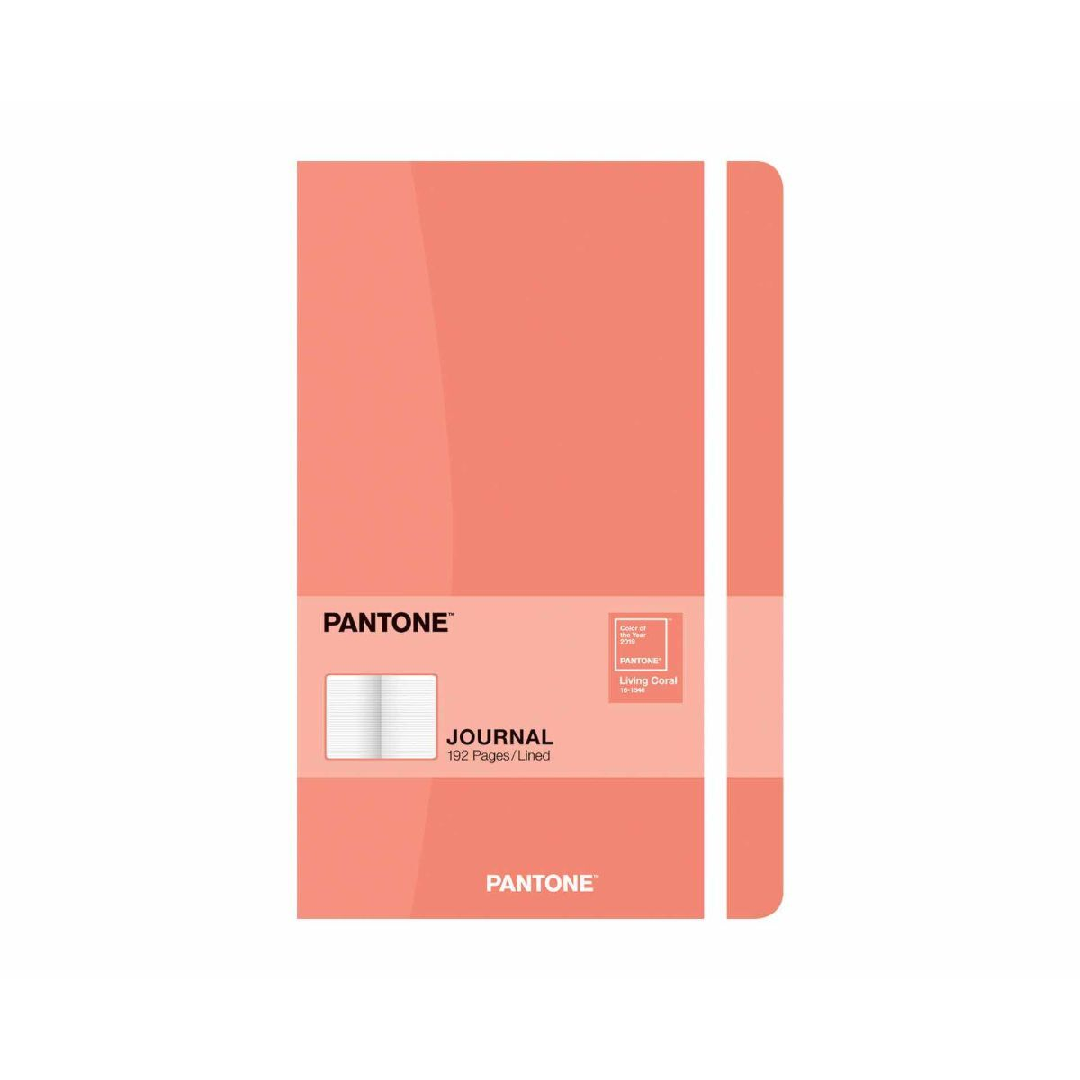 PANTONE Compact Journal Ruled 192 Pages