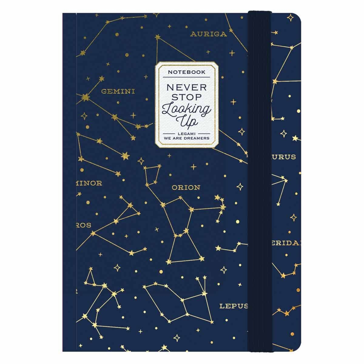 Legami Small Photo Notebook Stars