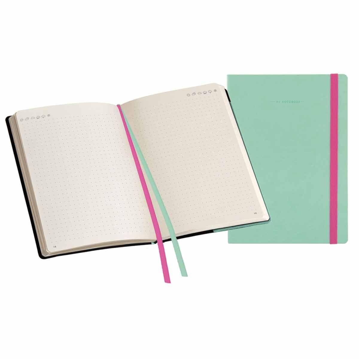 Legami My Notebook Dotted Aqua