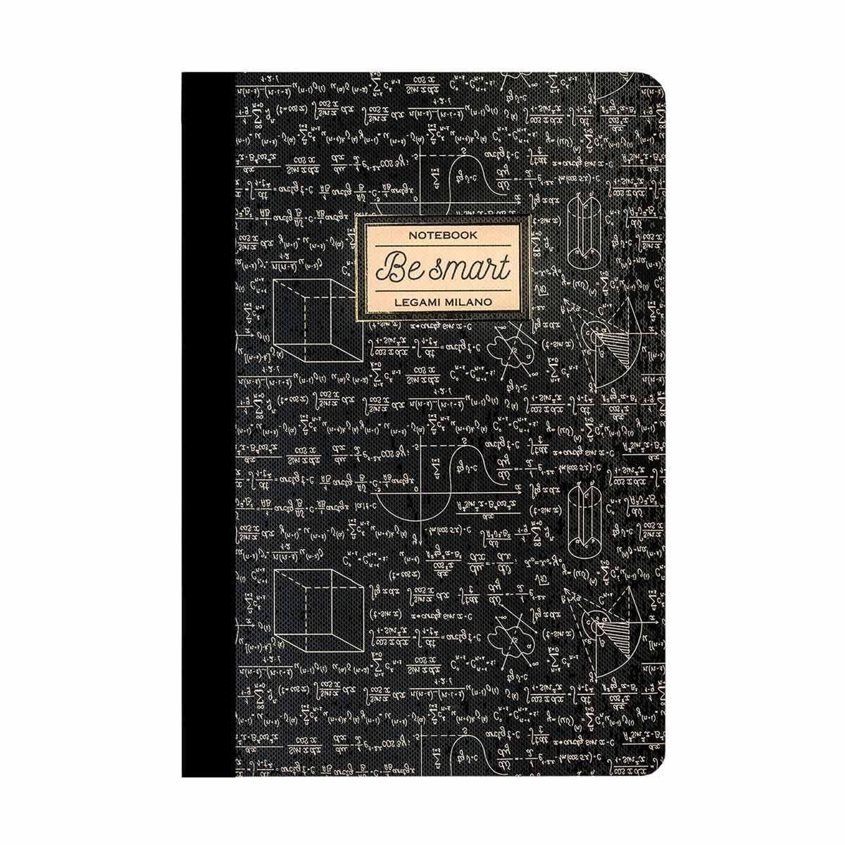 Legami Quaderno Math Lined Notebook A5