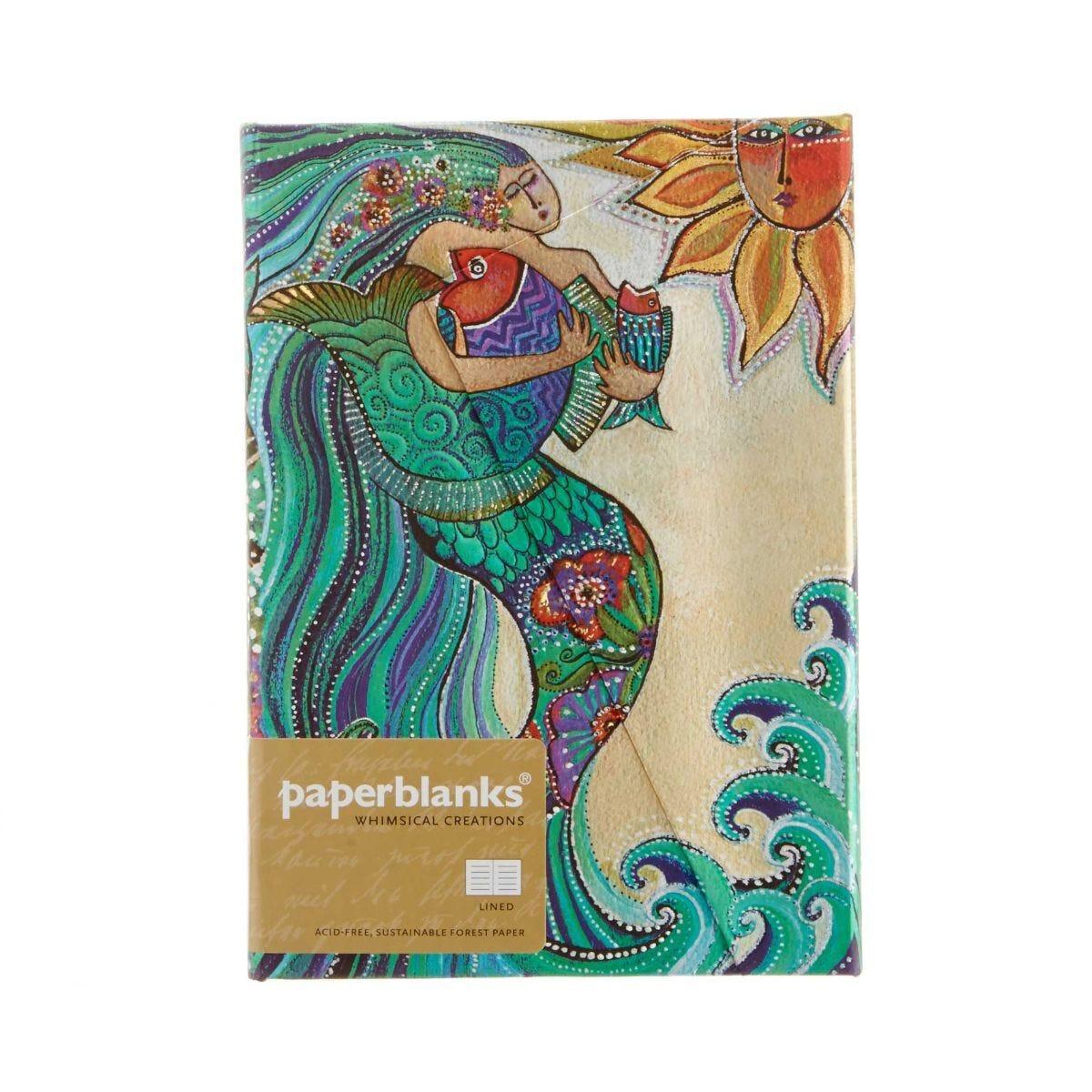 Paperblanks Midi Ocean Song Notebook