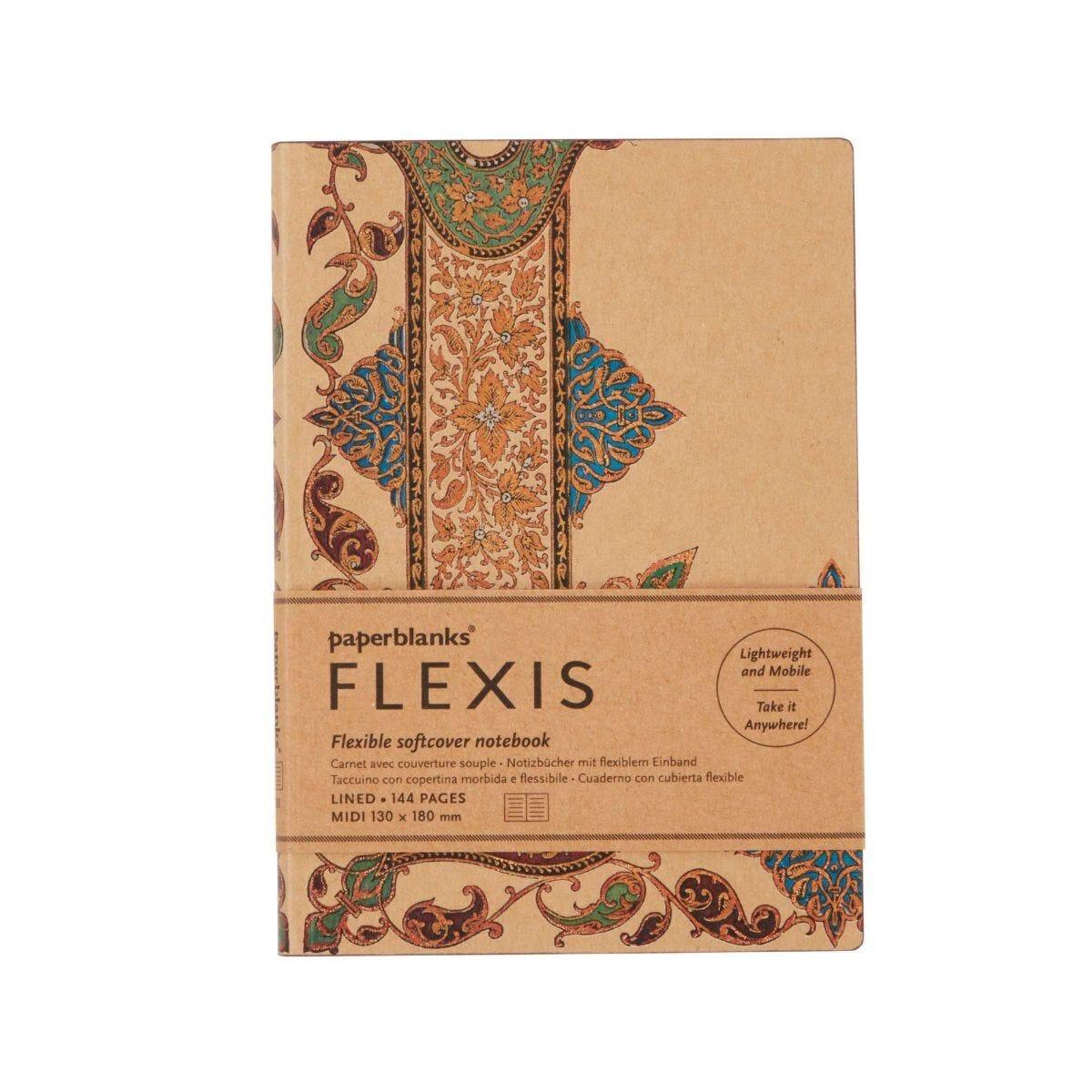 Paperblanks Ivory Kraft Notebook Midi