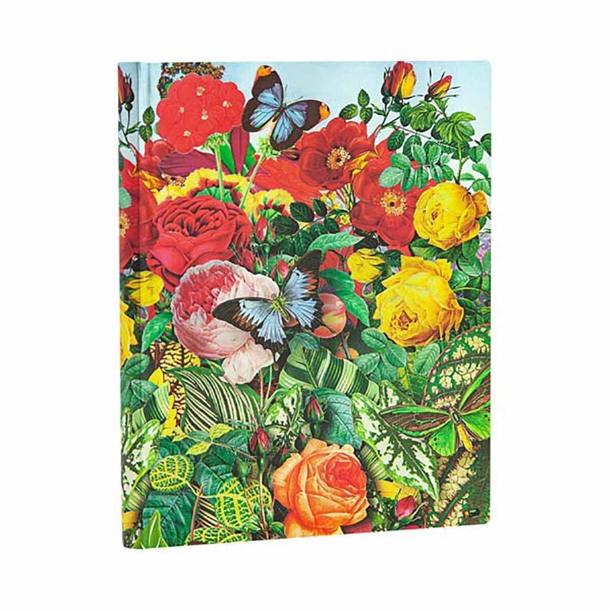 Paperblanks Journal Butterfly Garden Ultra Flexi