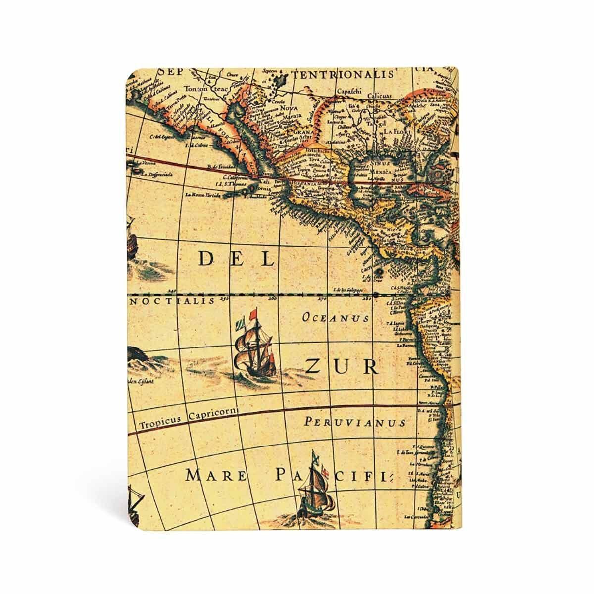 Paperblanks Journal Western Hemisphere Midi