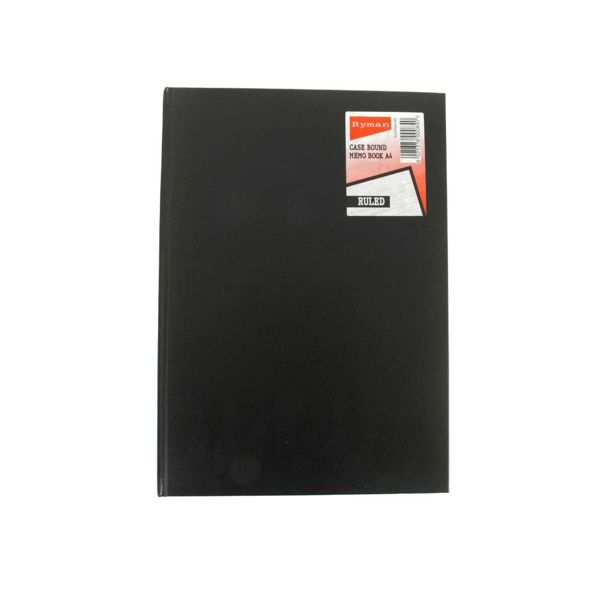 Ryman Notebook A4 Ruled Bound 128 Pages