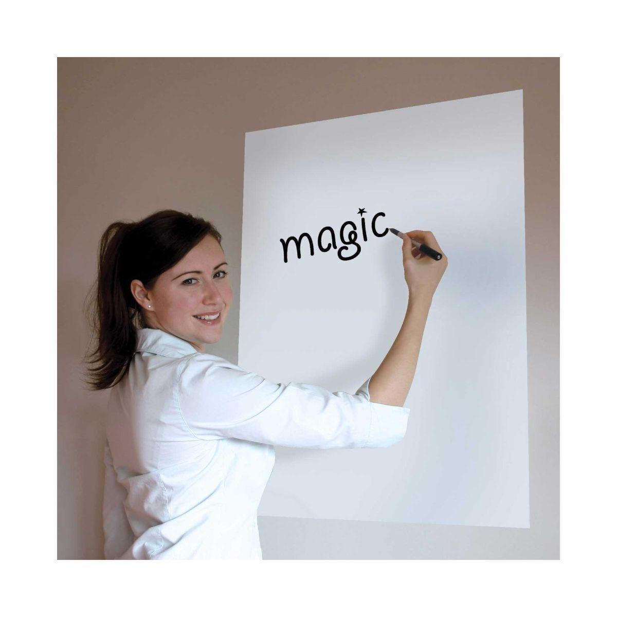 Magic Erasable Whiteboard A1 25 sheets