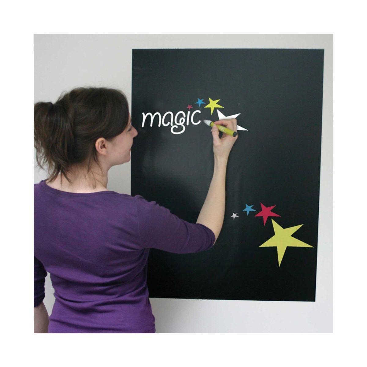 Magic Erasable Blackboard A1 10 sheets