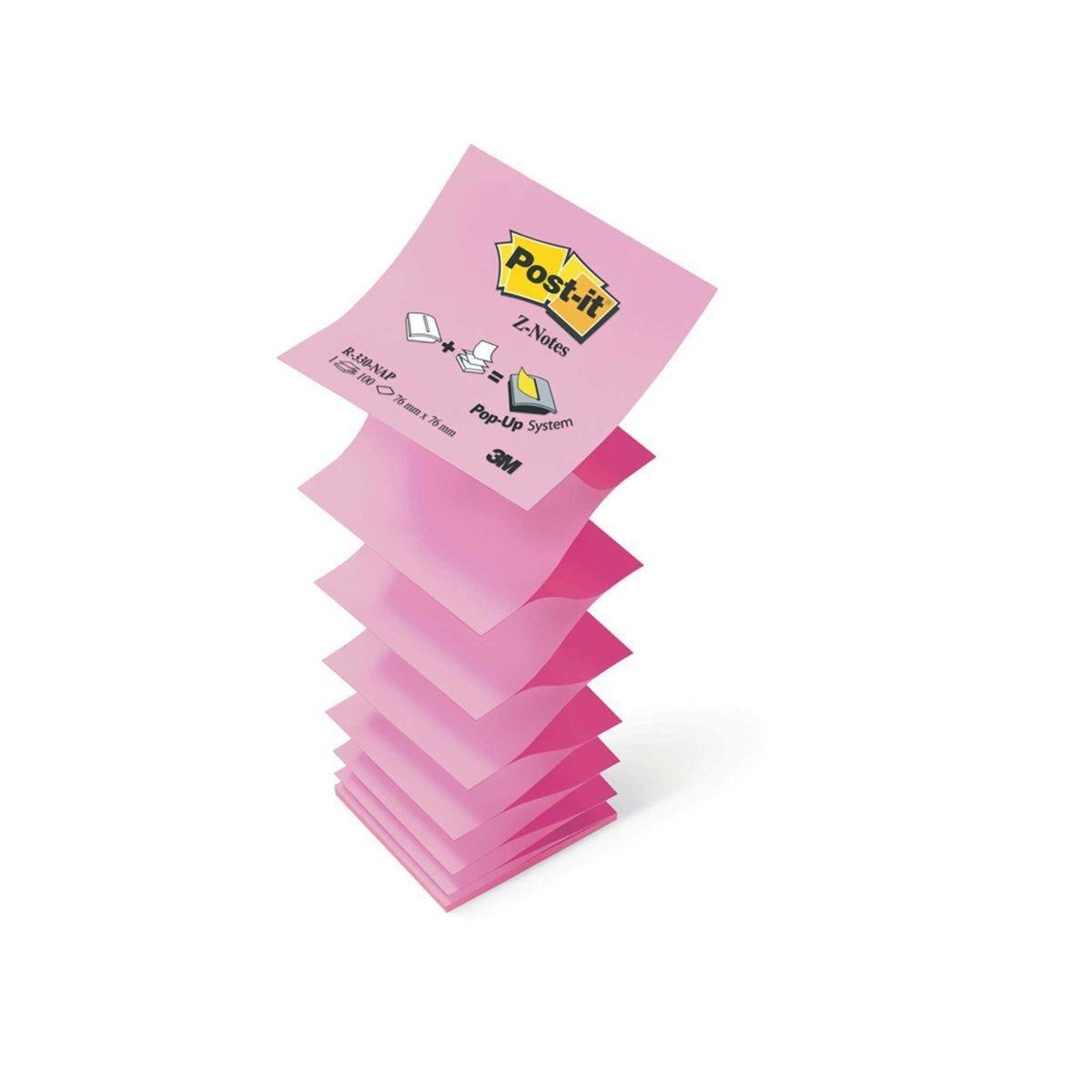 Post-It-Z-Note Dispenser Refill Pack