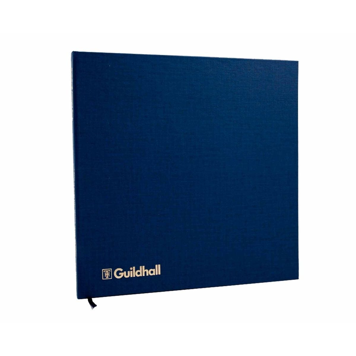 Guildhall Account Book 51 Series 4 Debit 16 Credit Columns