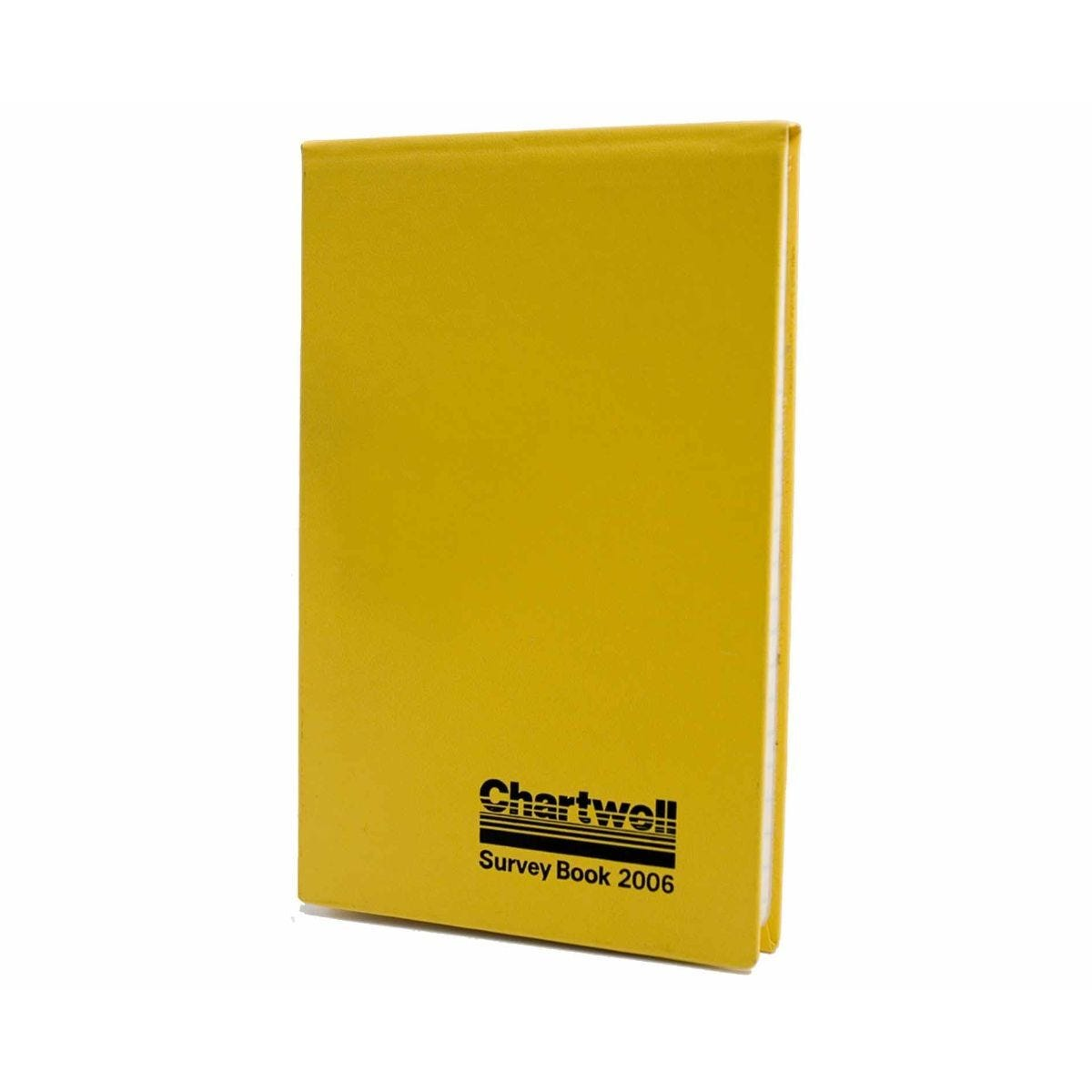 Chartwell Field Survey Book 5x8 Inch Lined