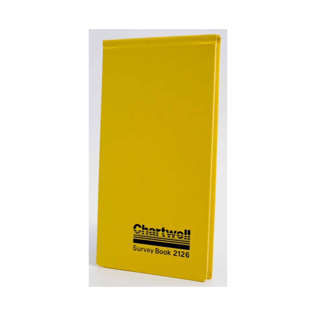 Chartwell Survey Book Plain 4x8 Inch