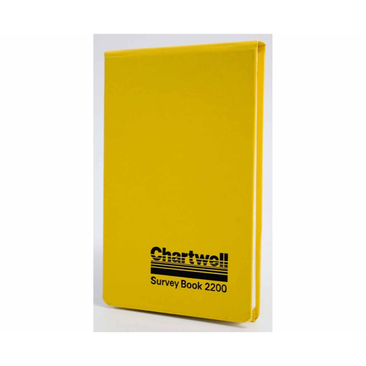 Chartwell Survey Book Plain 4x6.5 Inch