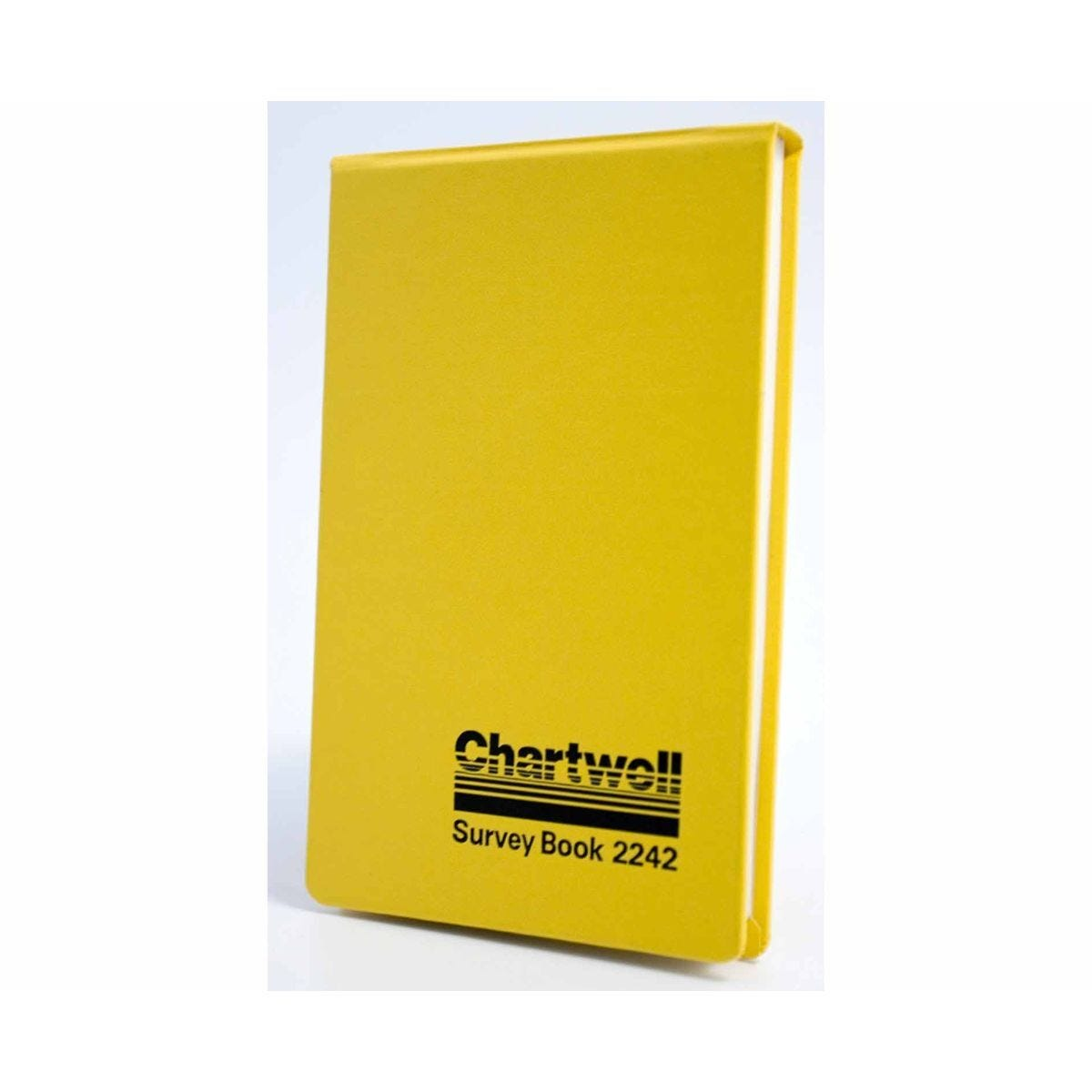 Chartwell Dimension Survey Book Lined 4x6.5 Inch
