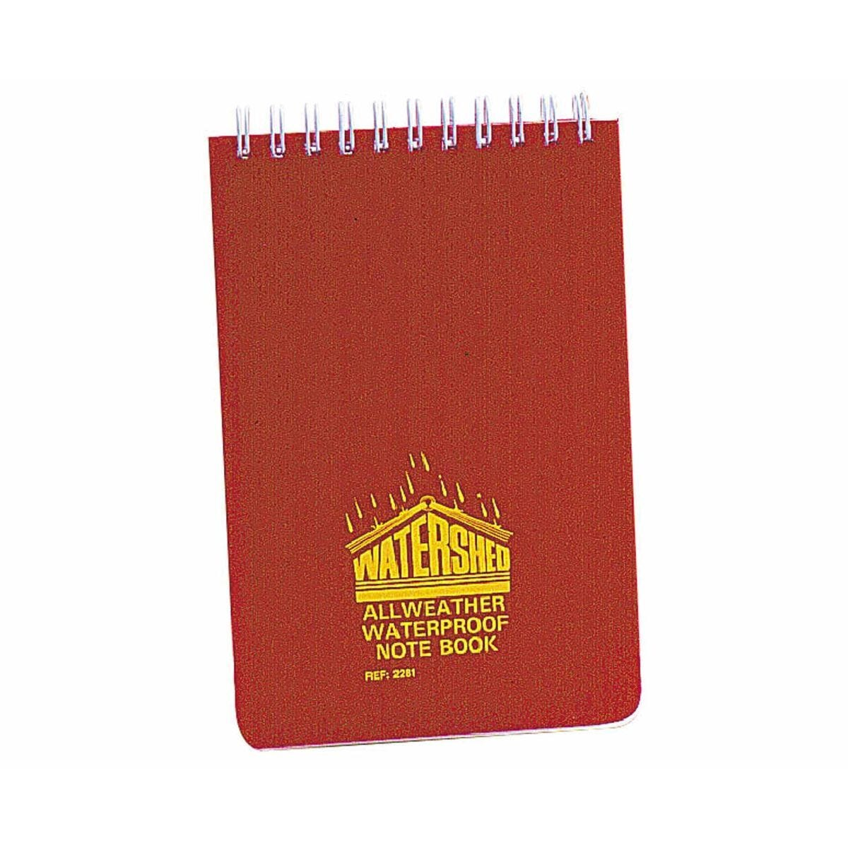 Chartwell Watershed Notebook Quadrille 156x101mm