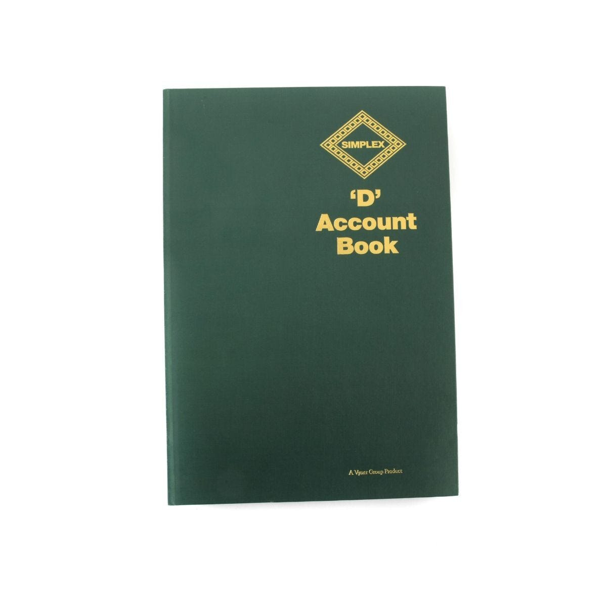 Simplex Account Book A4 56 Pages 28 Sheets
