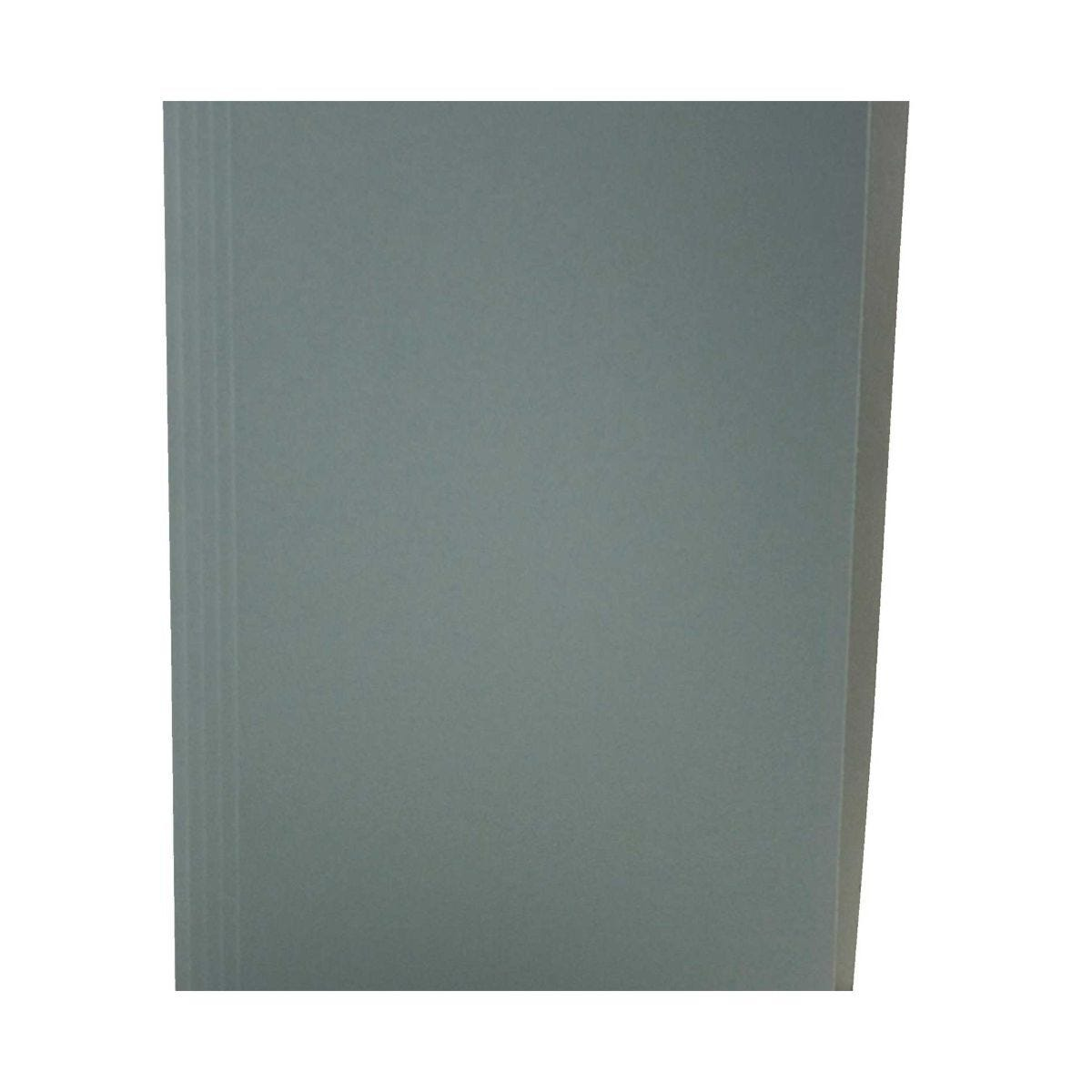 Square Cut Folders Foolscap Pack of 100 Green