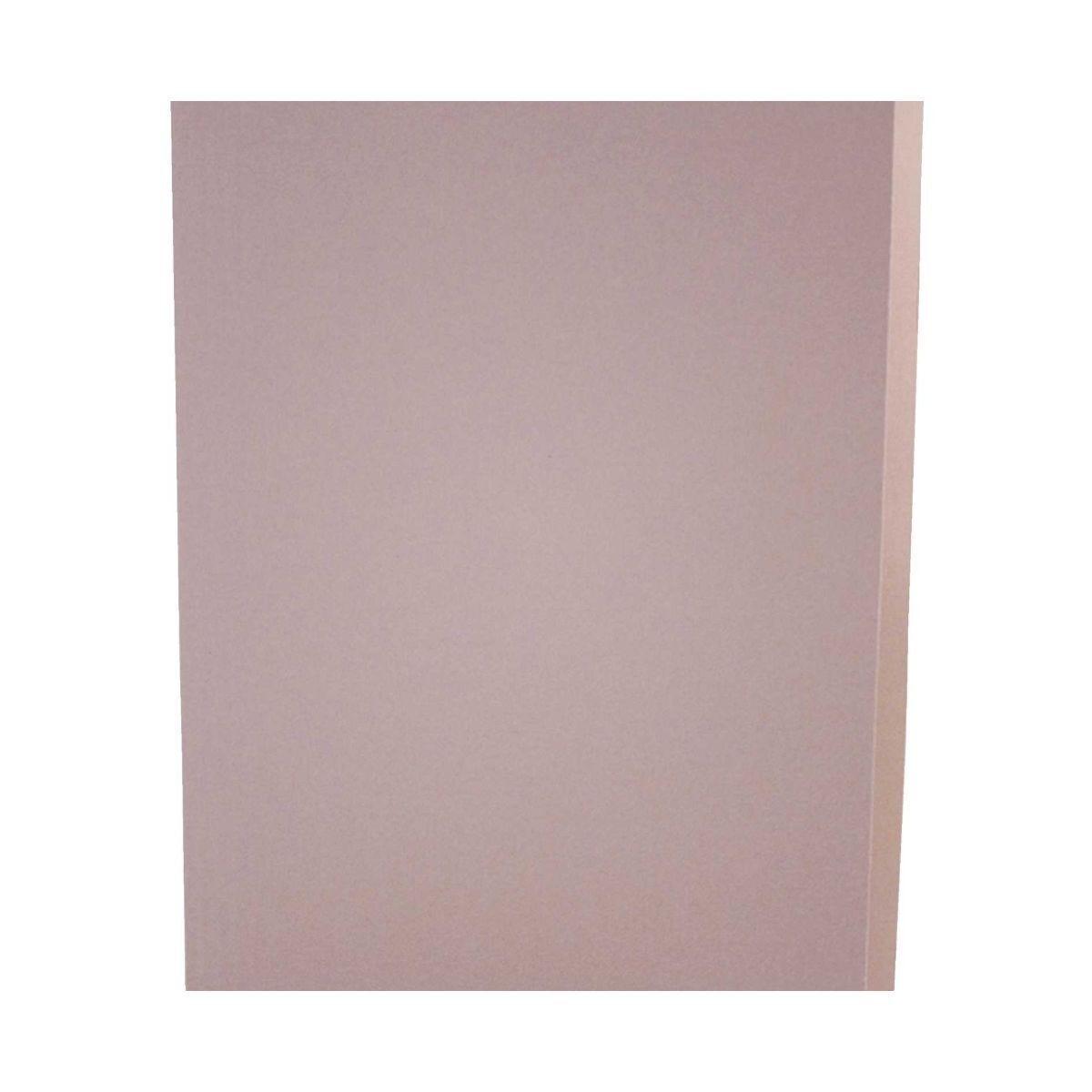 Square Cut Folders Foolscap Pack of 100 Buff