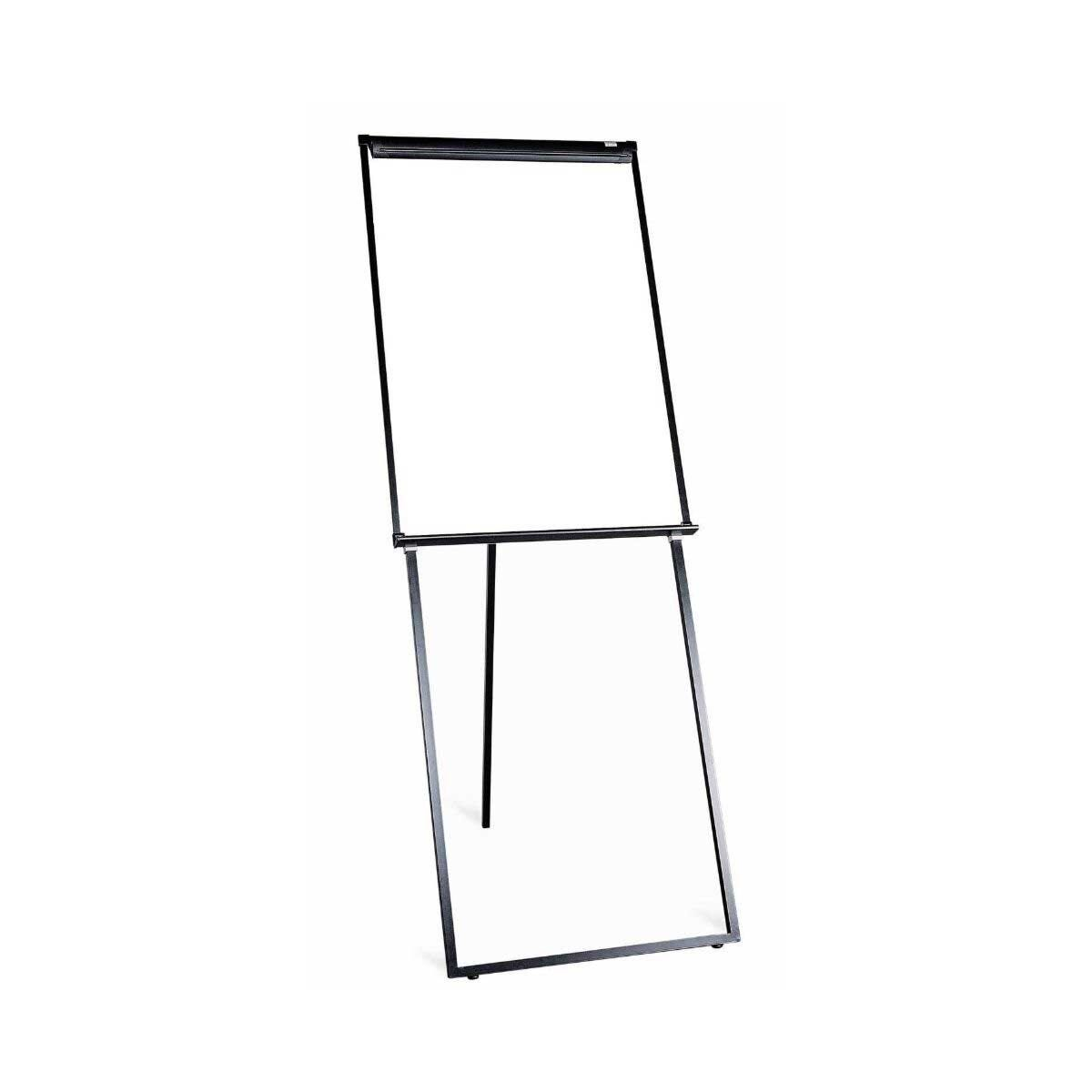 Bi-Office Flip Chart Easel A1 Height Adjustable Frame
