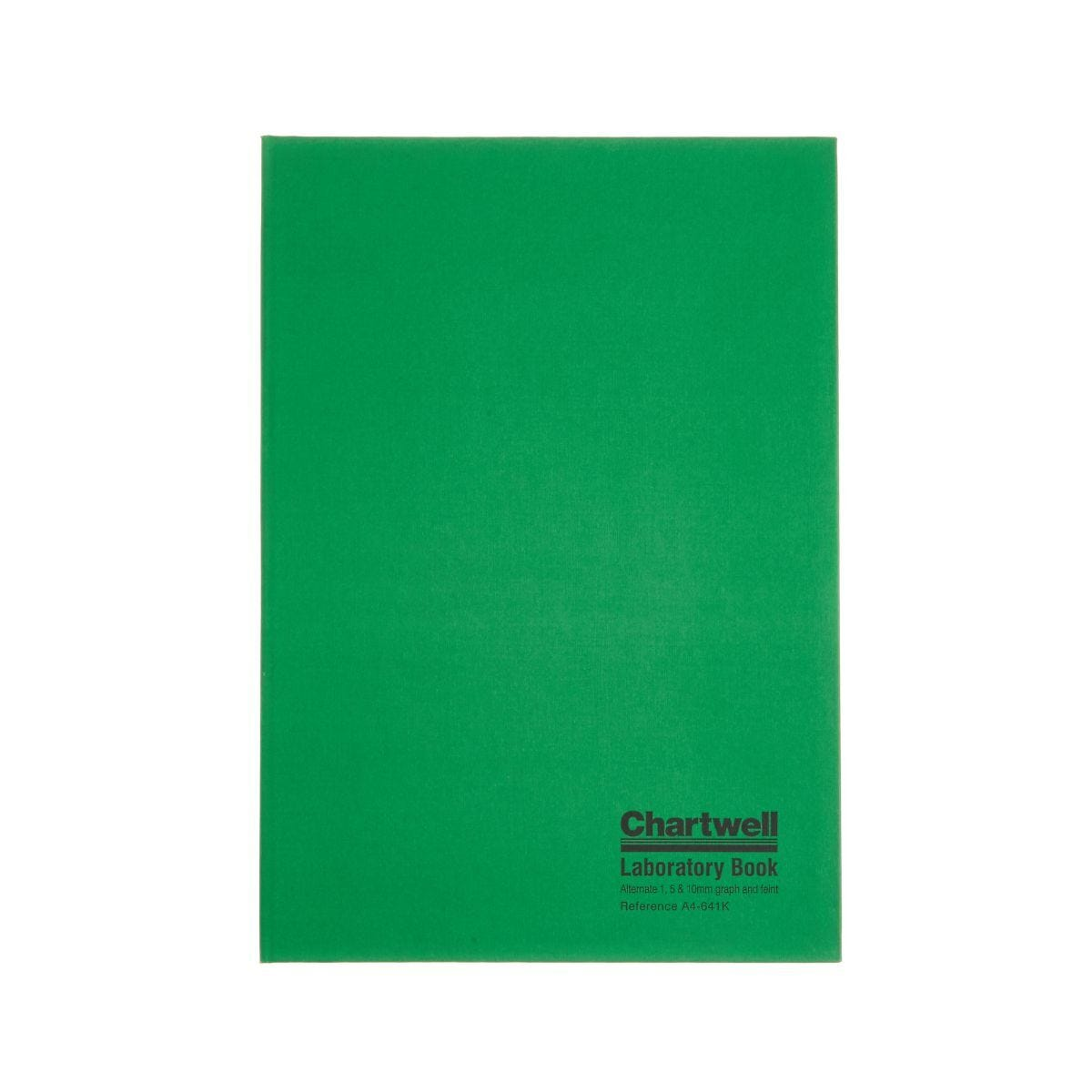 Chartwell Laboratory Book Hardback 1,5,10mm