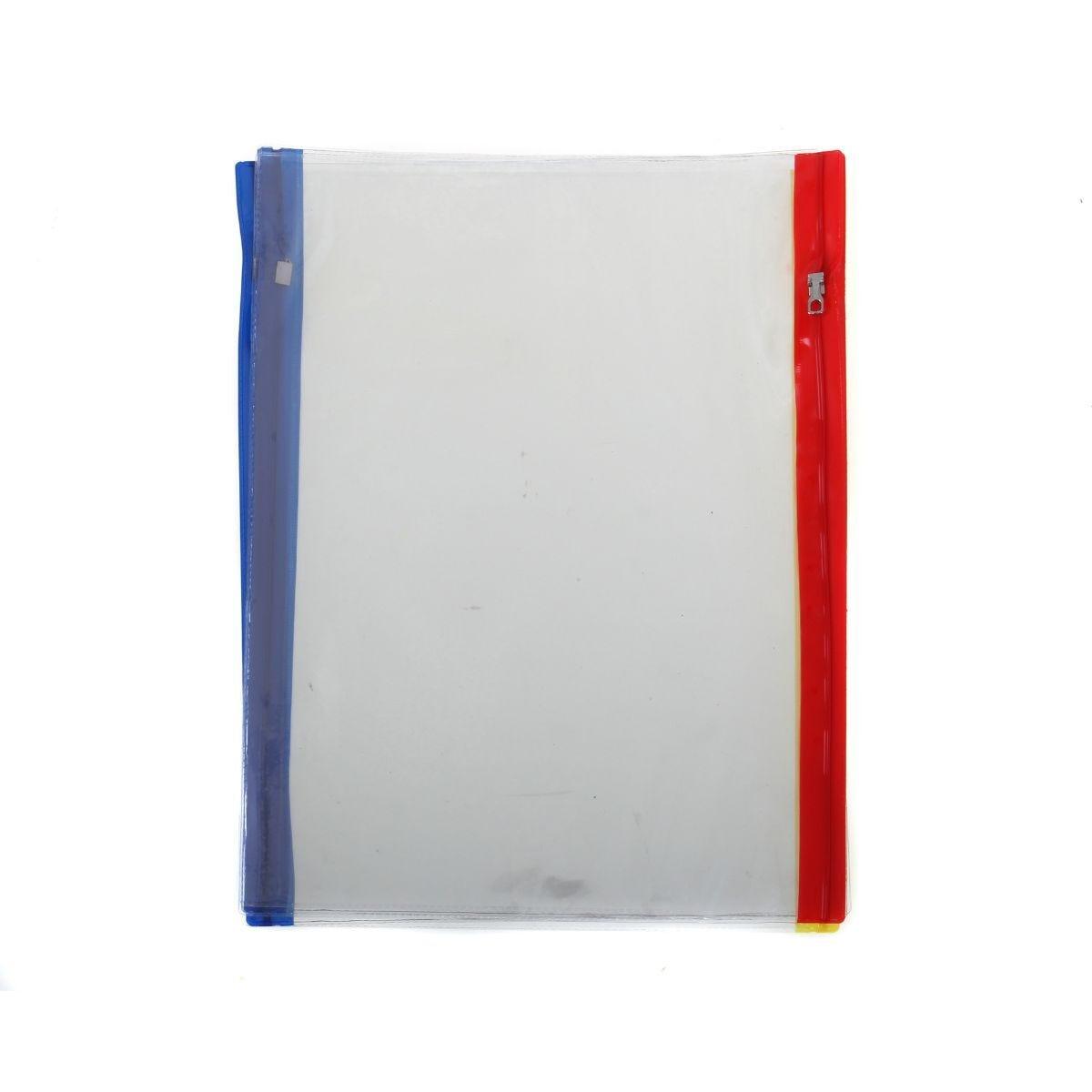 Ryman Zip Bags A4 Pack of 5