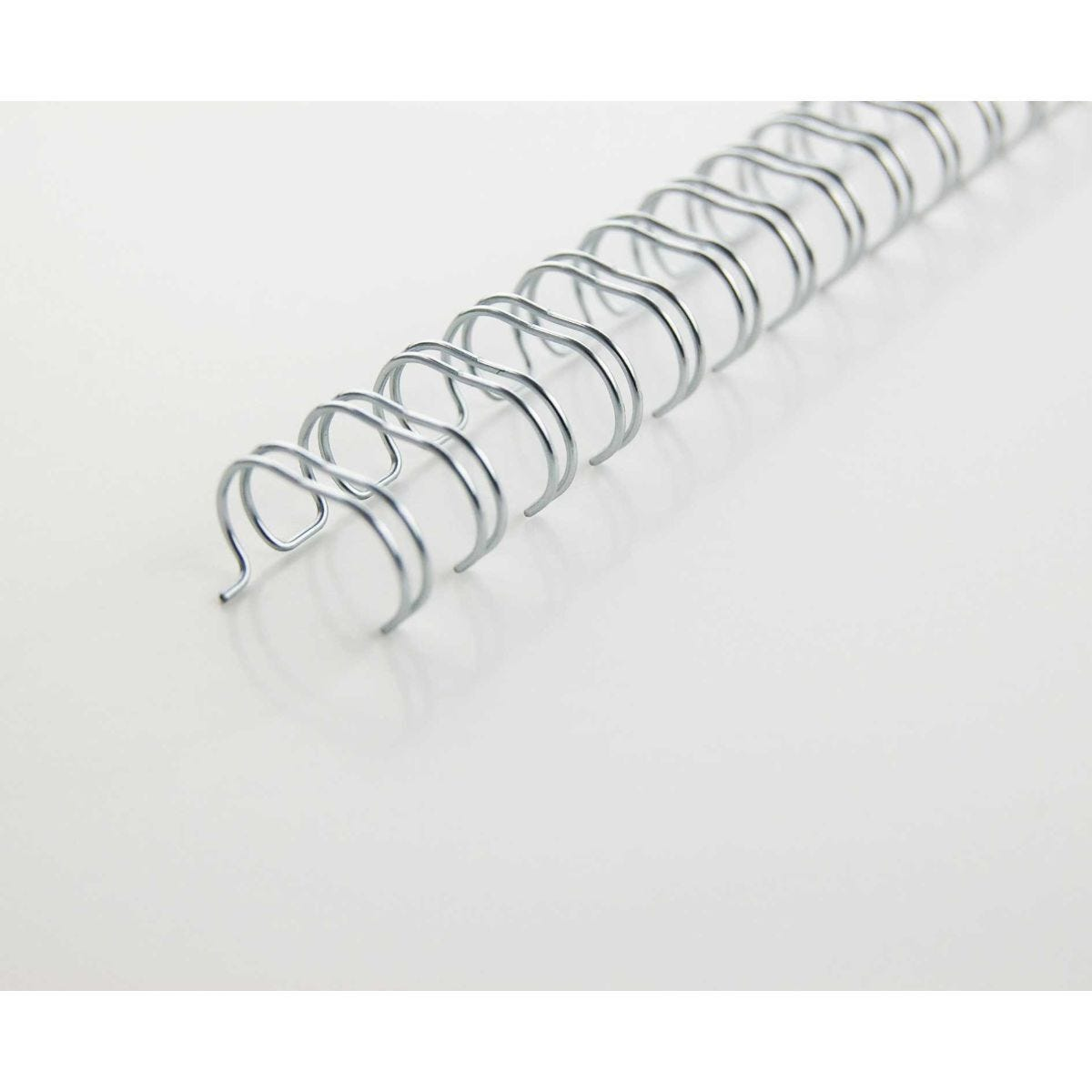 Acco Wirebind Binding Wires Pack of 100 6mm