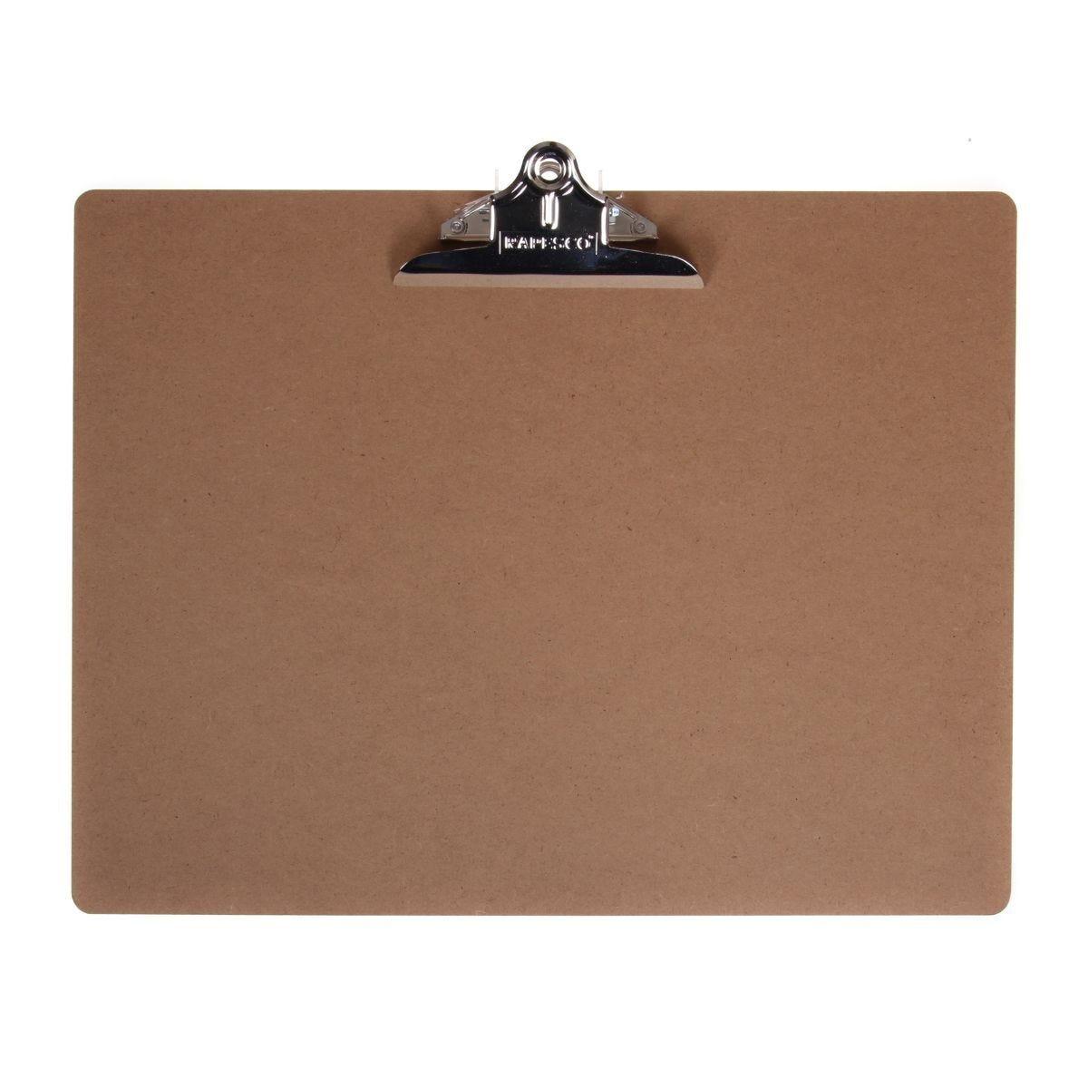 Rapesco Hardboard Clipboard A3 High Capacity