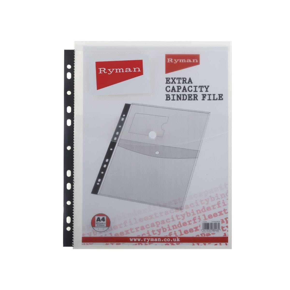 Ryman Binder File A4 Extra Capacity