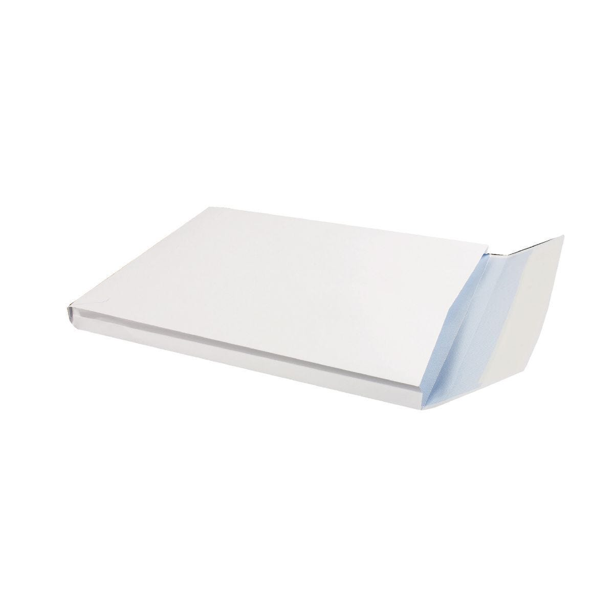 Q-Connect Gusset Envelope Window C4 120gsm Pack of 125 White