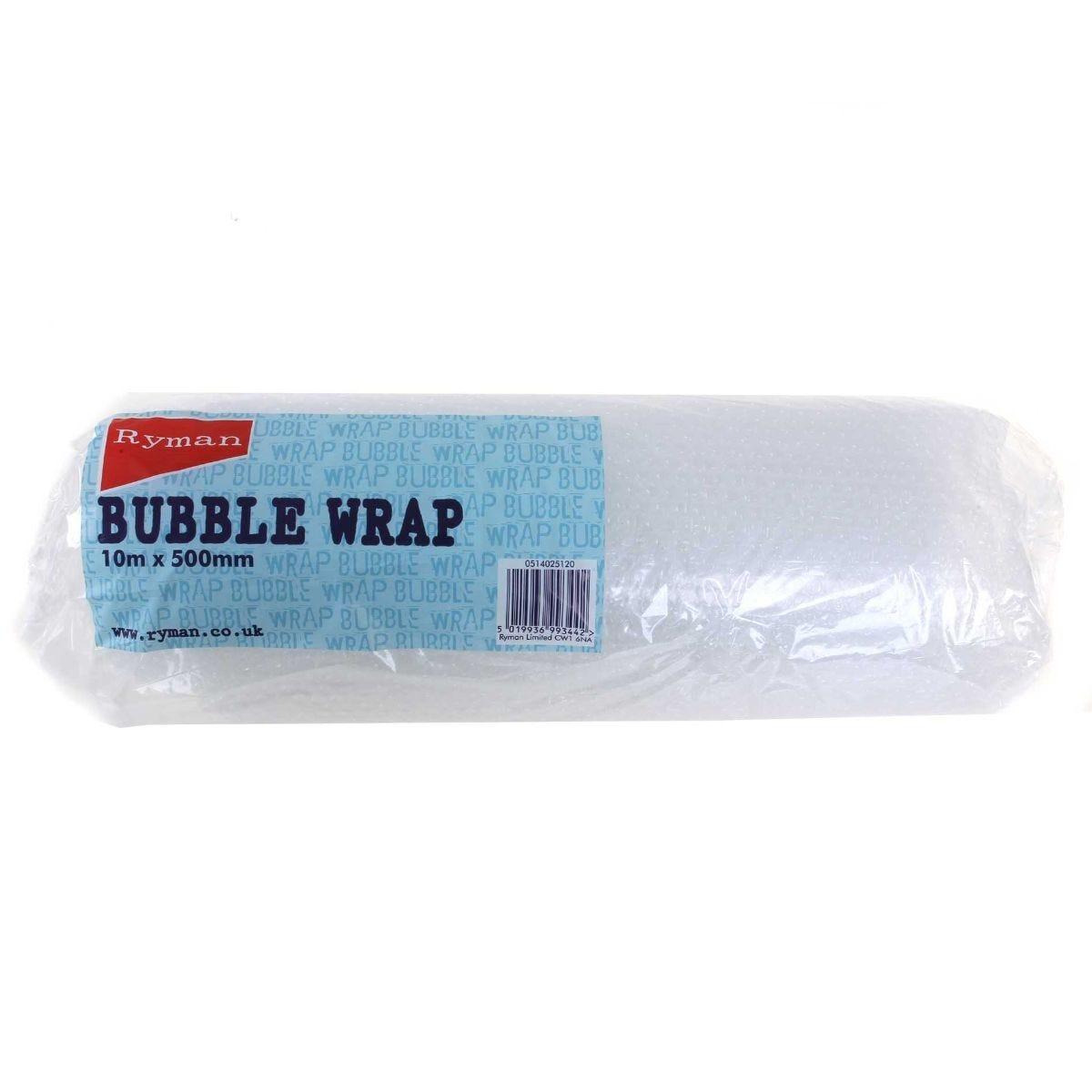Ryman Bubblewrap Roll 500mm x 10m