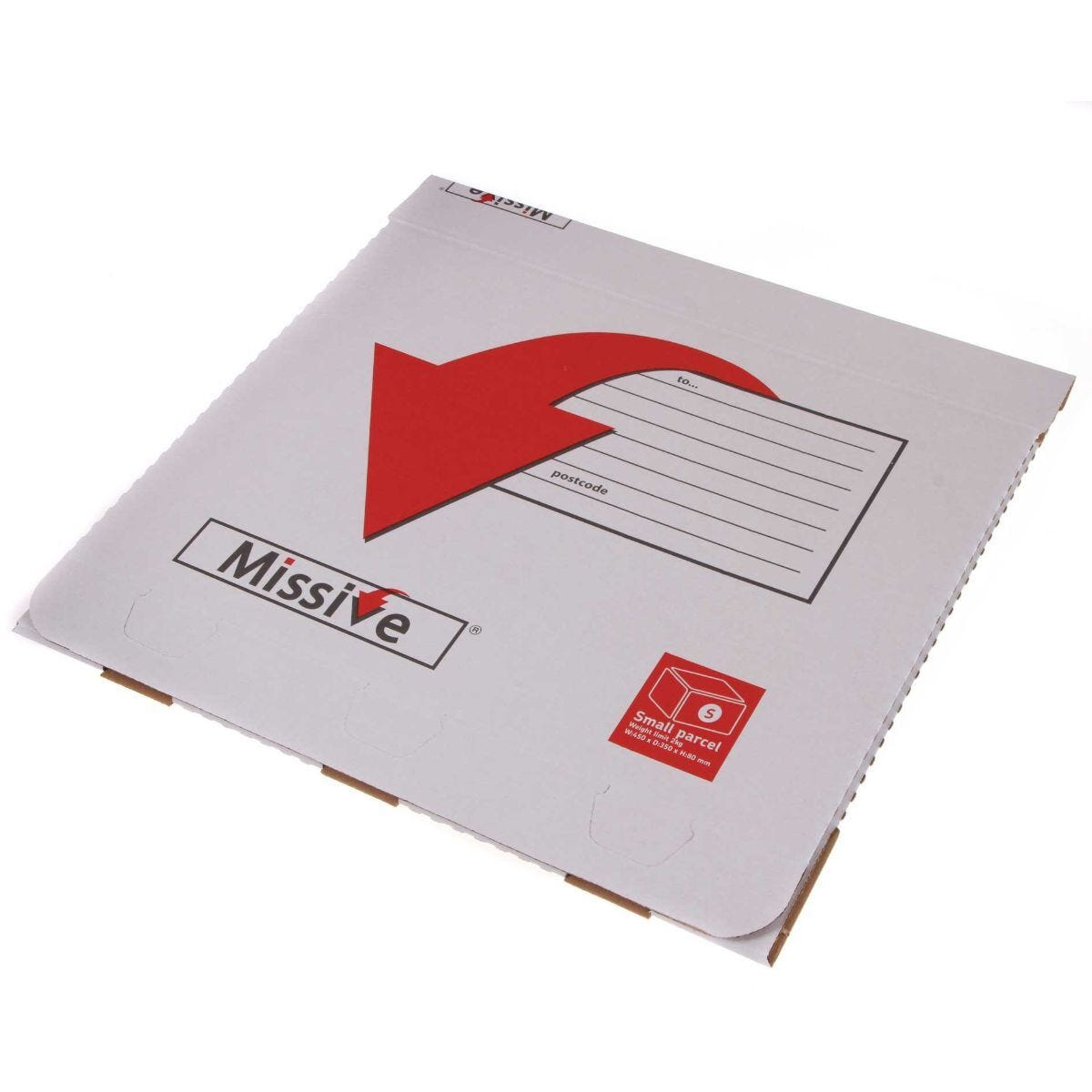 Missive Value Postal Box Small Parcel 450x350x80mm