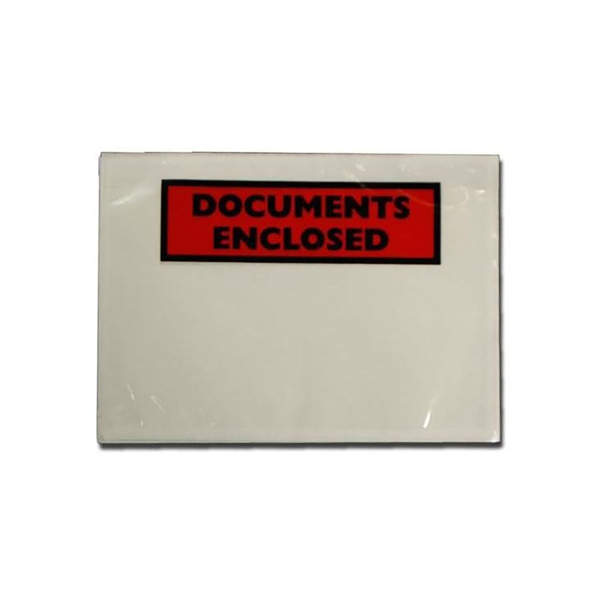 A5 Documents Enclosed Pack of 1000