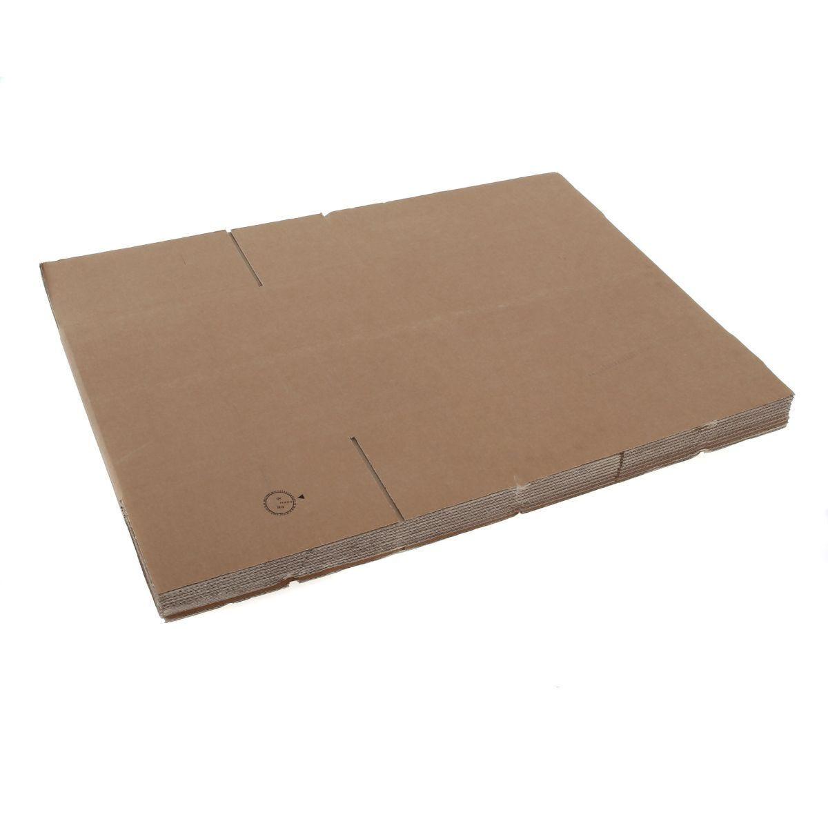 Posting Single Walled Cardboard Carton Box 635x305x330mm Pack of 10