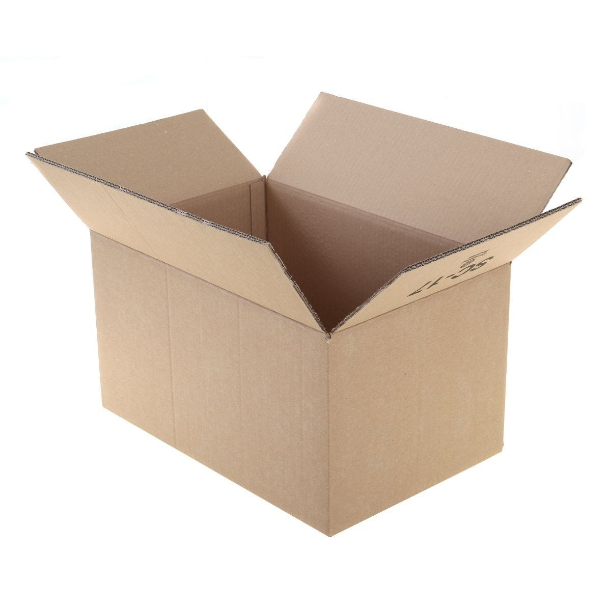 Double Walled Cartons Box 457x305x254mm Pack of 15