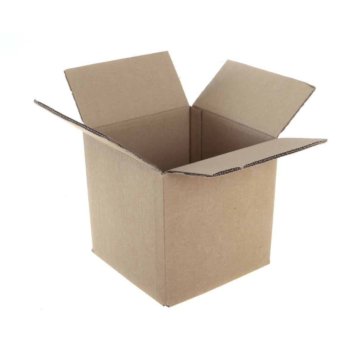 Double Walled Cartons Box 200x200x200 Pack of 15