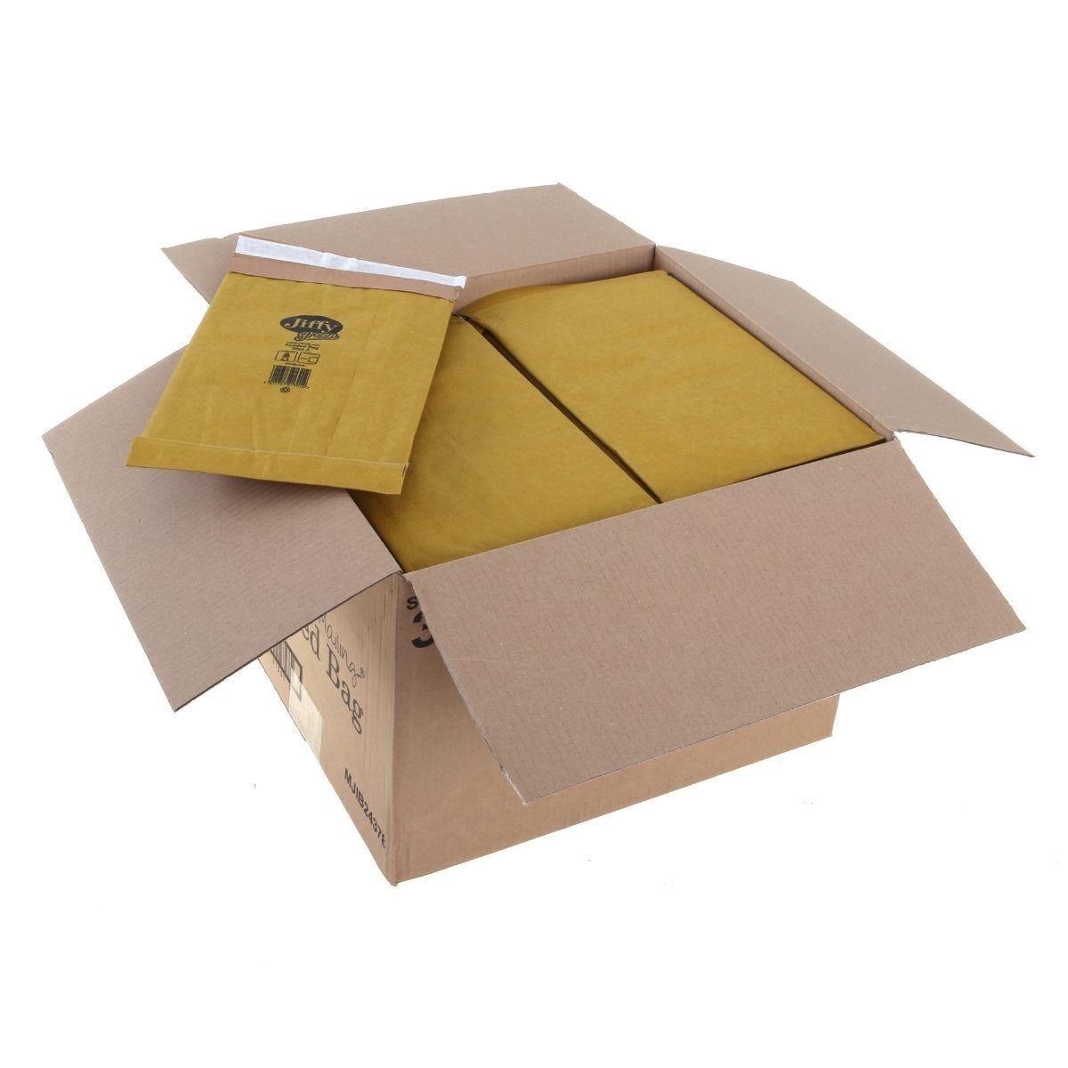 Jiffy Padded Bag Size 3 Box of 100