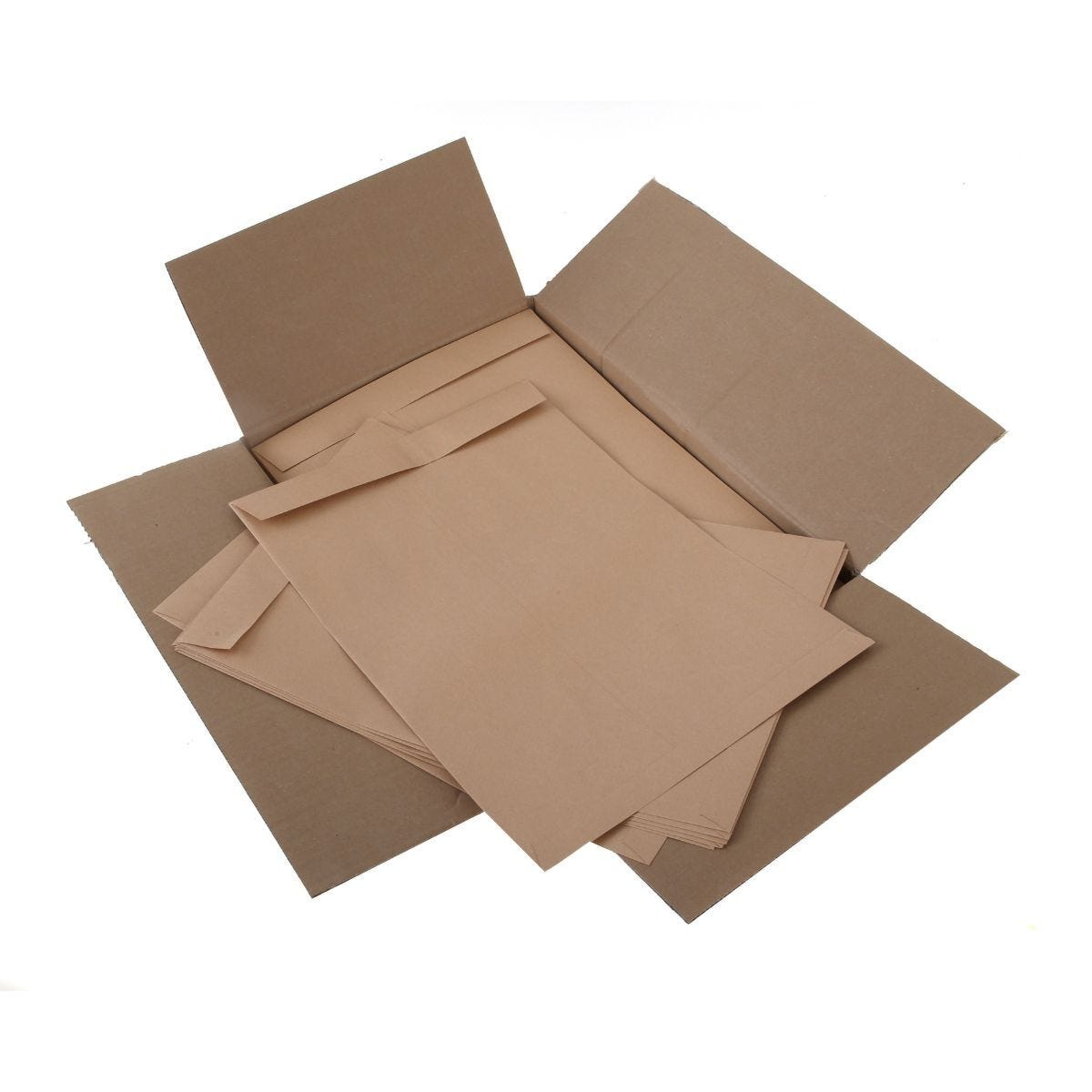Peel and Seal Envelopes C3 115gsm