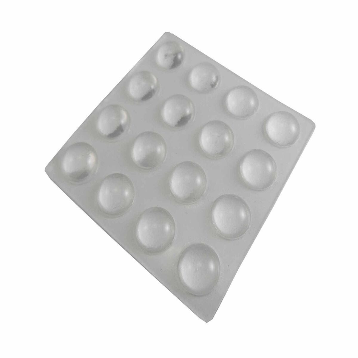 Surface Protection Buffers Clear Pack of 10