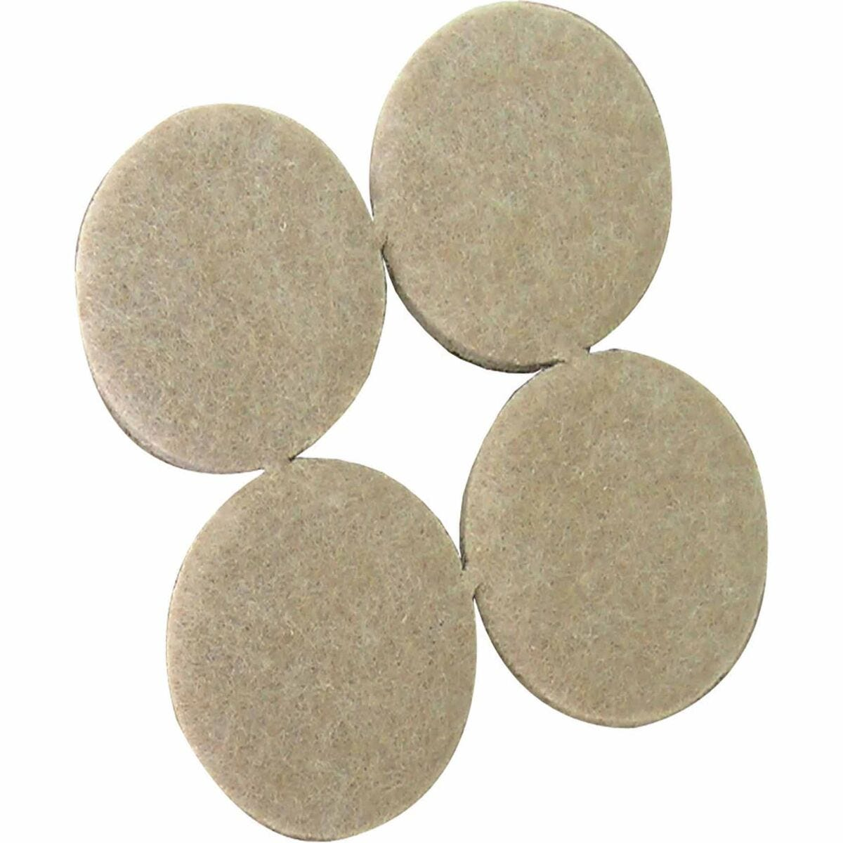 Floor Felt Protection Pads Medium Pack of 8