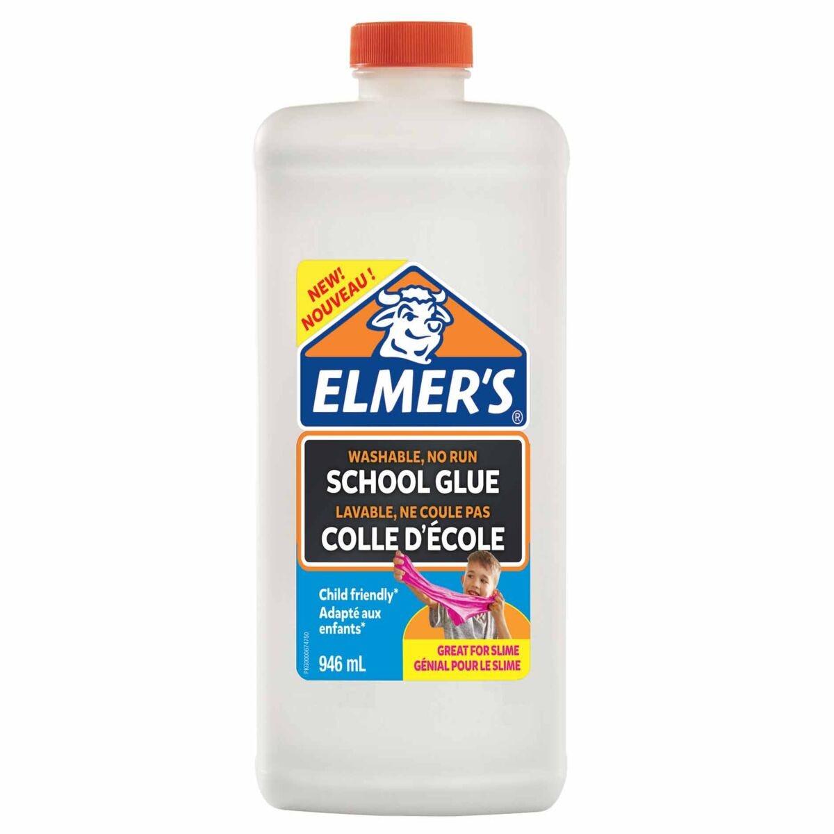 Elmers School Liquid Glue White 946ml