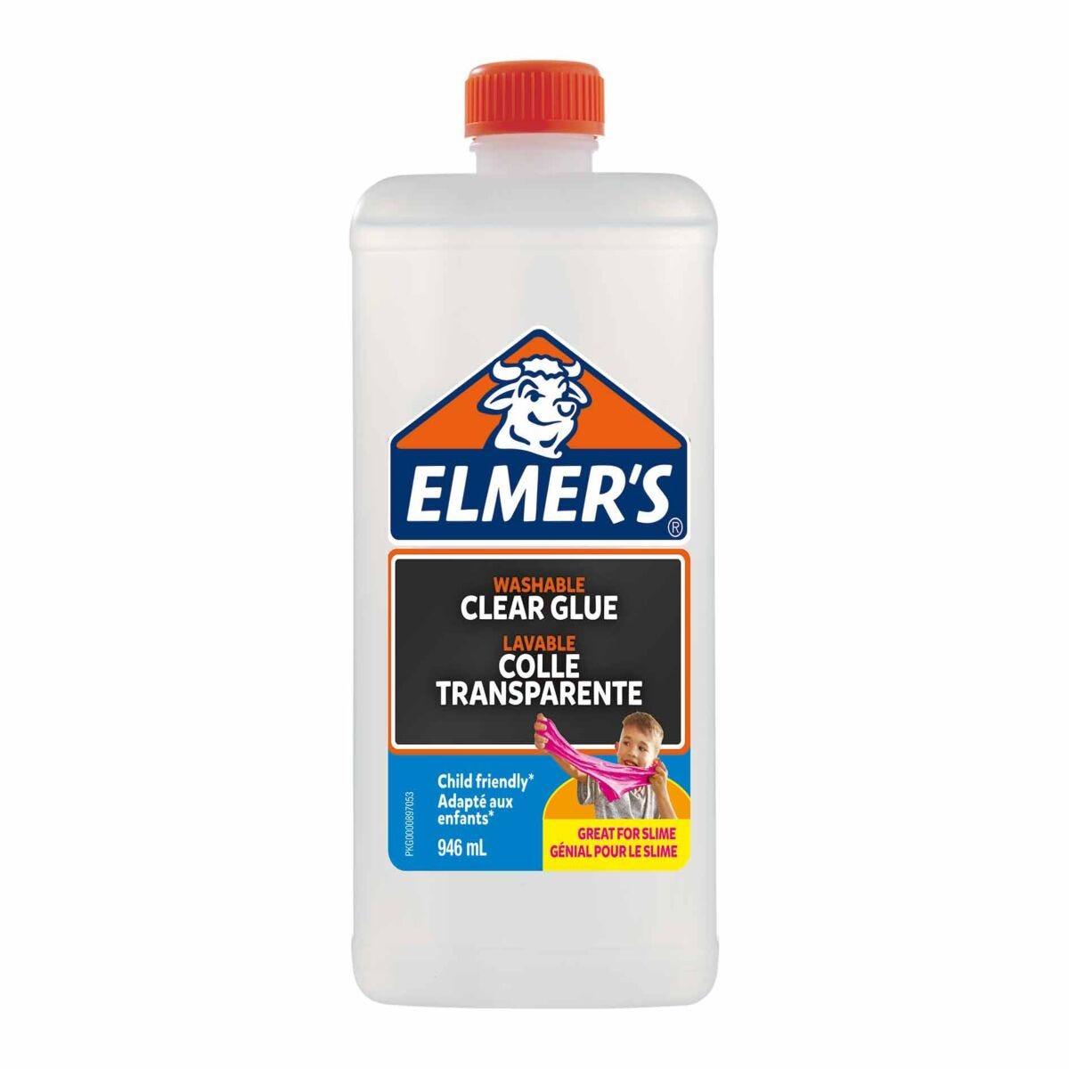 Elmers School Liquid Glue 946ml Clear