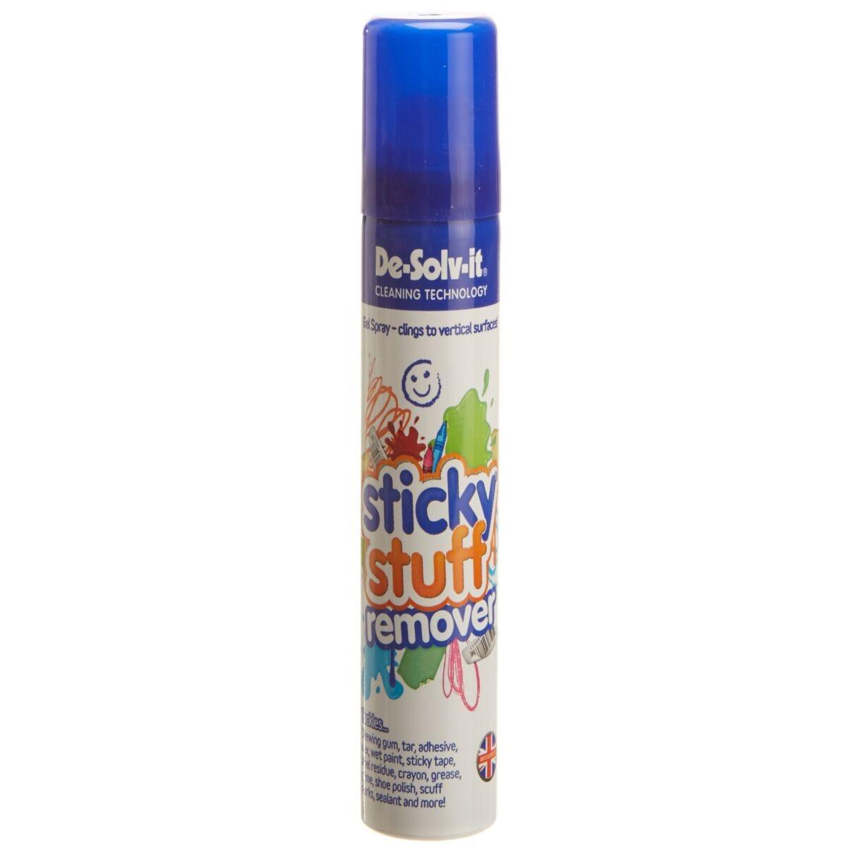 Sticky Stuff Remover 100ml Gel Aerosol