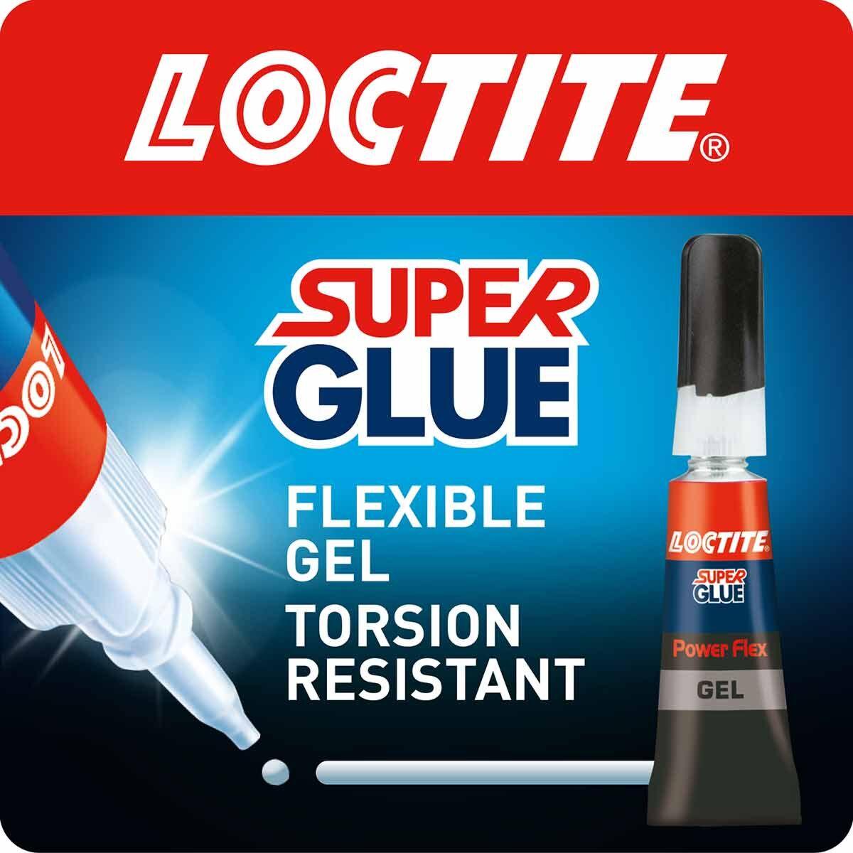 Loctite Super Glue Power Flex 3g