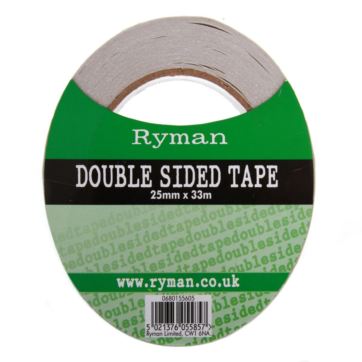 Ryman Double Sided Tape 25mmx30m