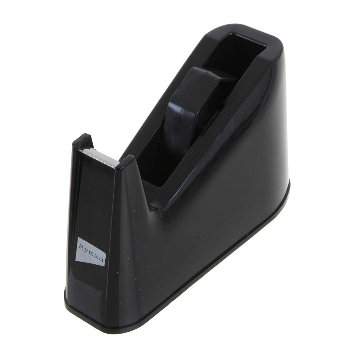 Ryman Tape Dispenser Large Black