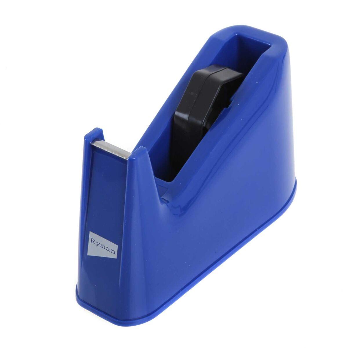 Ryman Tape Dispenser Large Blue